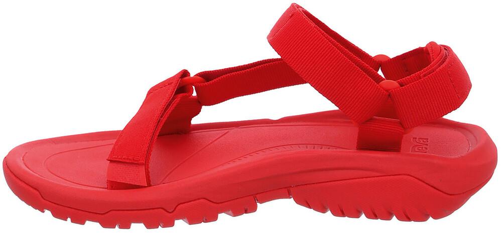 Ouragan De Teva Rouge Occasionnels Chaussures De Sport Avec Velcro Pour Les Femmes 6CNL0